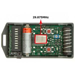 CARDIN S466-TX2 29.875MHz