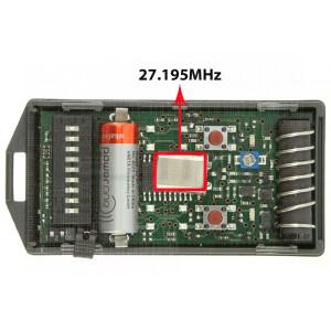 CARDIN S466-TX2 Handsender