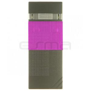 Handsender CARDIN S48-TX2 30.875 MHz rosafarben - Programmierung dem Empfänger