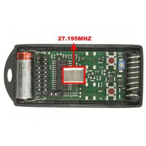 Handsender CARDIN S738-TX2 27.195 MHz