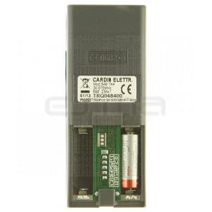 Handsender CARDIN S48-TX4 TRQ048400 rosafarben