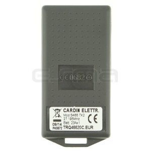 Handsender CARDIN TRQ466200