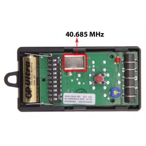 Handsender DICKERT MAHS40-01