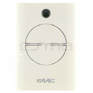 Handsender FAAC XT4 433 RC Programmierung dem Funkempfänger
