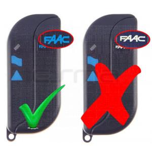 FAAC Handsender TML2-433-SLH