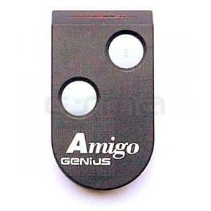 Handsender für Garagentorantriebe GENIUS JA332 grey
