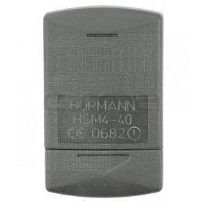 Handsender für Garagentorantriebe HÖRMANN HSM4 40 MHz
