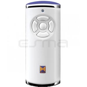 Handsender für Garagentorantriebe HÖRMANN HS5BS BiSecur 868 MHz Weiß