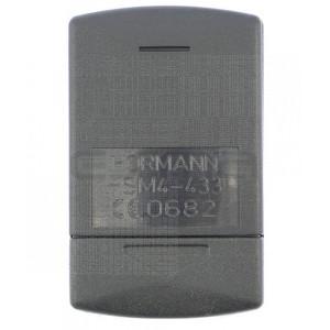 Handsender für Garagentorantriebe HÖRMANN HSM4 433MHz