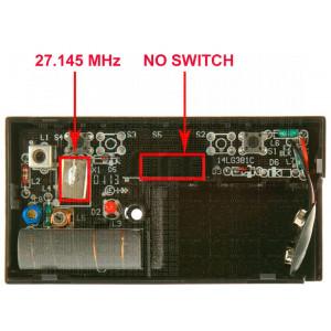 Handsender LIFTMASTER 750E 27.145 MHz