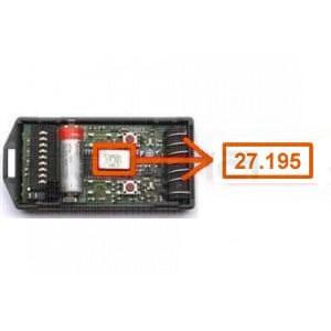 CARDIN S466-TX4 Handsender