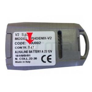 Handsender für Garagentorantriebe V2 PHOENIX COTR.47_2