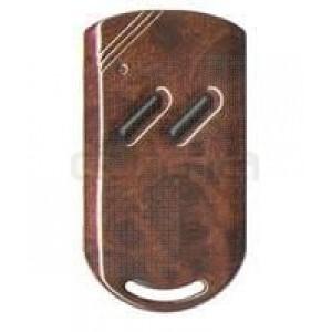 Handsender für Garagentorantriebe MARANTEC D212 wood-433