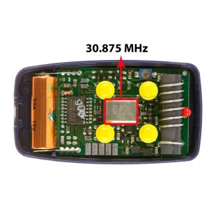 NICE BT1K 30.875 MHz