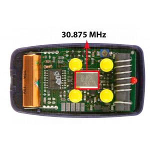 NICE BT4K 30.875 MHz Handsender