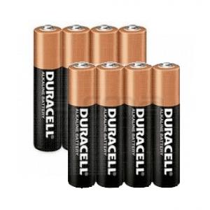 Pack Duracell Batterien AAA