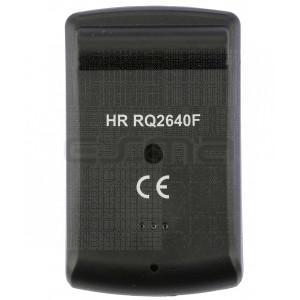 Handsender Garagentorantriebe  HR RQ2640F4 27.195MHz