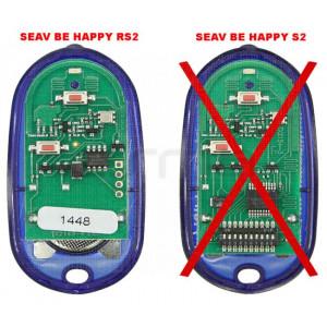 Handsender für Garagentorantriebe SEAV Be-Happy-RS2