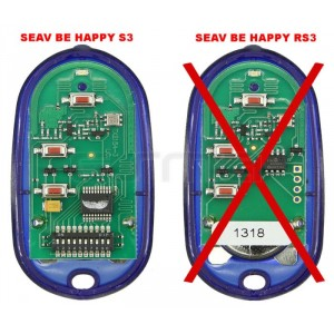 Fernbedienung SEAV Be Happy S3