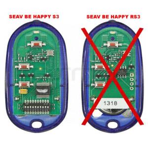 Fernbedienung SEAV Be Happy S3N