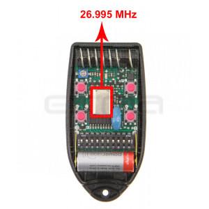 Handsender TELCOMA FOX4-26.995 MHz