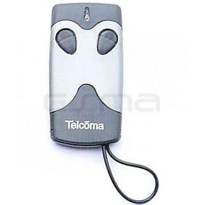Handsender für Garagentorantriebe TELCOMA SLIM2
