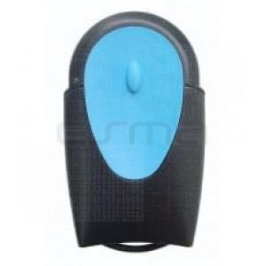Handsender für Garagentorantriebe TELECO TXR-433-A01 blue