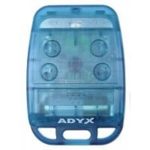 Handsender ADYX TE4433H blue