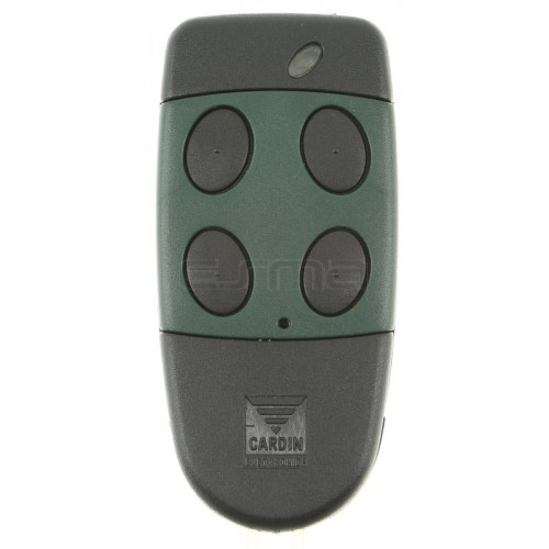 Handsender CARDIN S449-QZ4 grün 433,92 MHz - Programmierung dem Empfänger