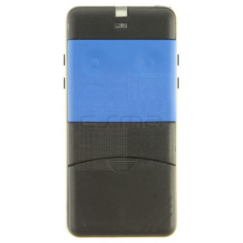 Handsender CARDIN S435-TX2 blue 433,92 MHz - Programmierung dem Empfänger