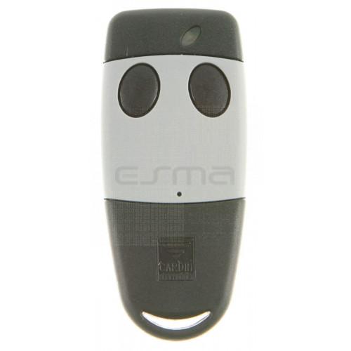 Handsender CARDIN S449-QZ2 433,92 MHz - Programmierung dem Empfänger