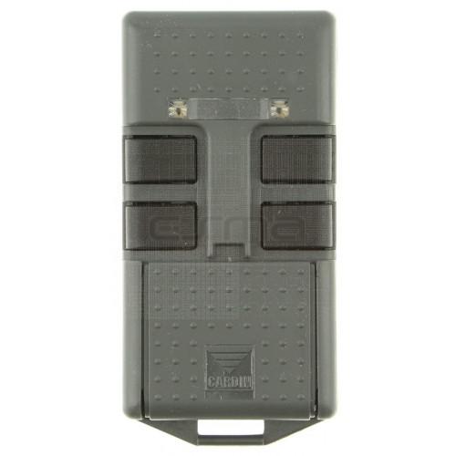 Handsender CARDIN S466-TX4 27.195 MHz - 9 Shaltern