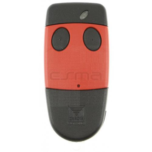 Handsender CARDIN S486-QZ2 rot 868,35 MHz - Programmierung dem Empfänger