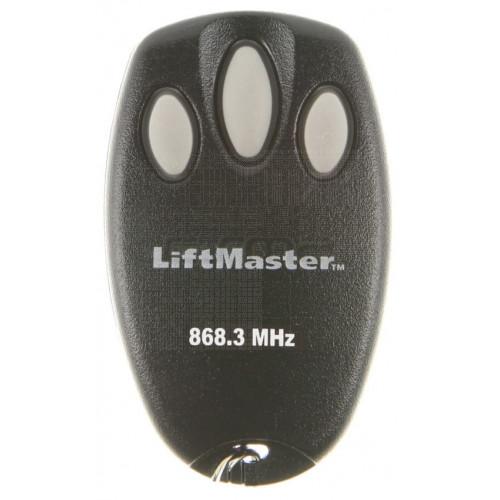 Handsender CHAMBERLAIN 98685E 868,35MHz - Programmierung dem Empfänger