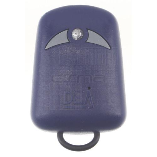 Handsender DEA GENIE grey 433,92 MHz - Programmierung dem Empfänger