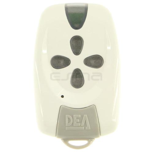 Handsender DEA MIO TR4 433,92 MHz - Programmierung dem Empfänger