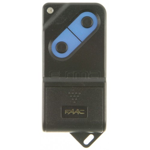Handsender FAAC TM2 433 DS - 12 Shaltern