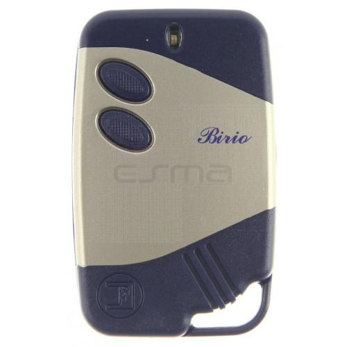Handsender FADINI BIRIO 2 868,35 MHz - Programmierung dem Empfänger