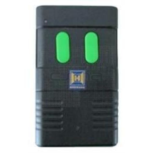 Handsender für Garagentorantriebe HÖRMANN DH02 26.975 MHz