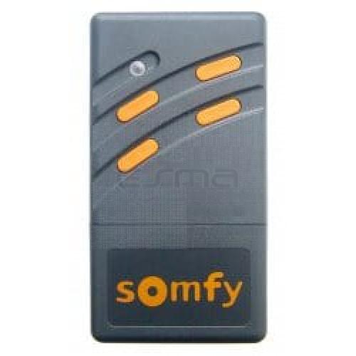 Handsender für Garagentorantriebe SOMFY 26.975 MHz 4K