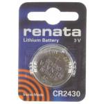 Lithium-Batterie CR2430