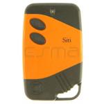 Handsender FADINI SITI 63-2 433,92 MHz - Programmierung dem Empfänger