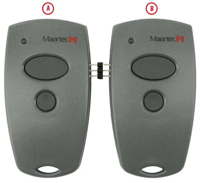 Handsender Marantec D302