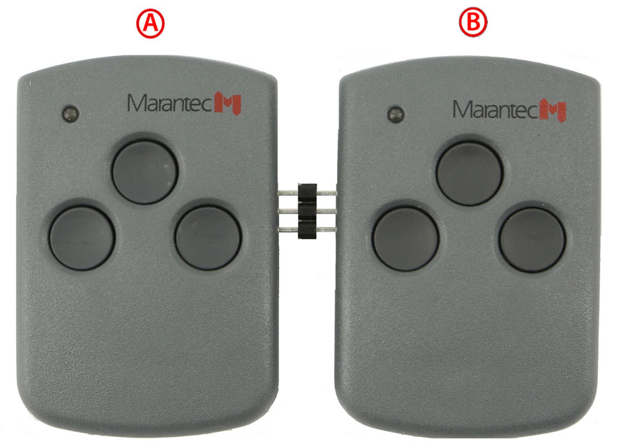 Handsender Marantec D313