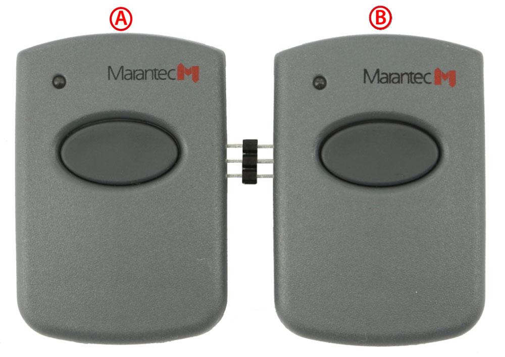 Handsender Marantec D321