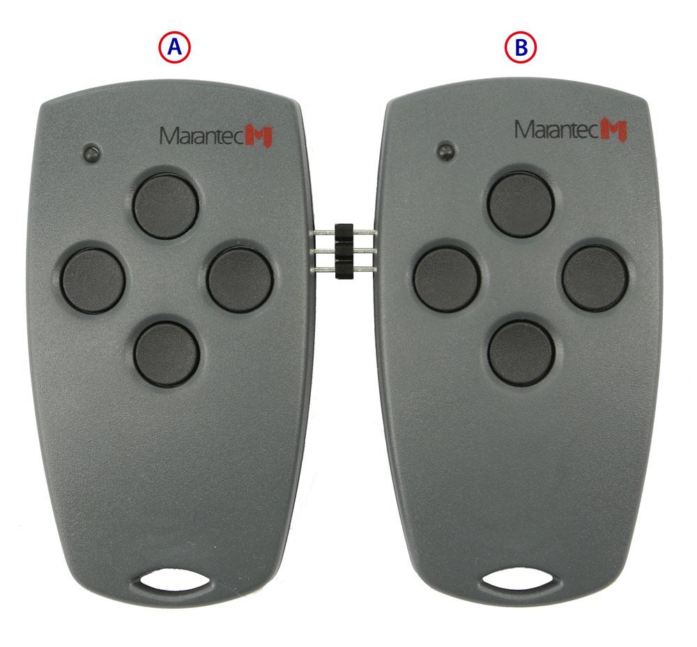 Handsender Marantec D304