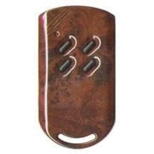 Handsender für Garagentorantriebe MARANTEC D214 wood-433