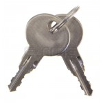 Entsperrter Schlüssel mit der Nummer BFT I100097 10010