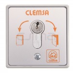 Schlüsseltaster CLEMSA MC 104