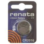 Lithium-Batterie CR2016